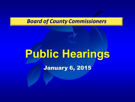Public Hearings January 6, 2015. Case: PSP-14-05-149 Project: Northeast Resort Parcel (NERP) PD / NERP Phase 4 PSP Applicant: Kathy Hattaway-Bengochea,