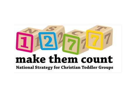 1,277 is the average number of days a child has before they start school. We want to 'make them count' for the children, for their families and for the.