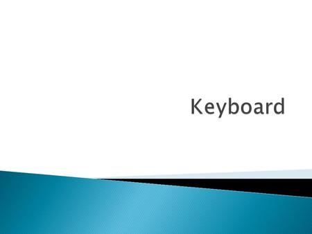  MJ Keyboard I  This introductory course  Study will include: ◦ developing fundamental piano skills and techniques, ◦ learning to read music in order.