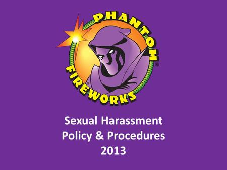 Sexual Harassment Policy & Procedures 2013. Traditional Harassment Title VII of the Civil Rights Act of 1964 makes it illegal to discriminate on the basis.