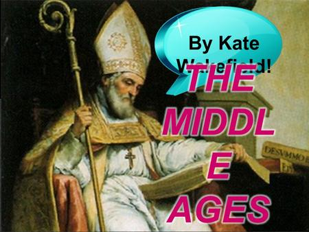 By Kate Wakefield!. Event 1 : In A.D 500- the bishops (now known as popes) became the leaders of the Catholic Church and their influence was so strong.