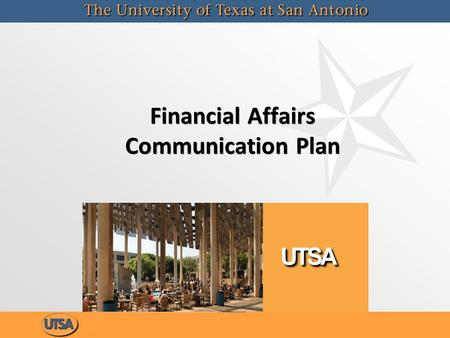 Financial Affairs Communication Plan. Meeting Attendance & FAR Member Guidelines   FAR members are responsible for disseminating information to the.
