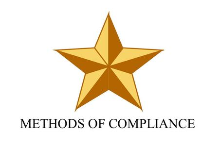 METHODS OF COMPLIANCE. COMMUNICATION OF HAZARDS TO EMPLOYEES Signs & Labels - Biohazard Sign - Warning Labels - MSDS.