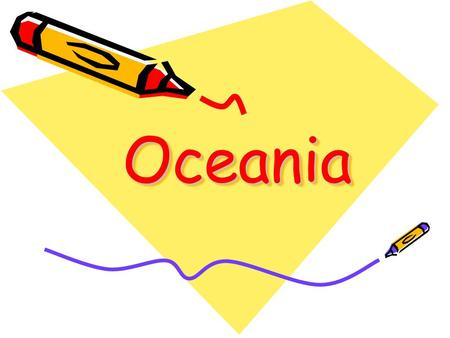 OceaniaOceania. Oceania Oceania (sometimes Oceanica) is a geographical, and often geopolitical, region consisting of numerous lands—mostly islands in.
