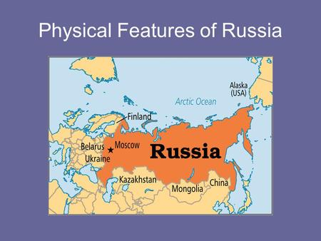 Do You Know Russia Is The Largest Country In The World In Land