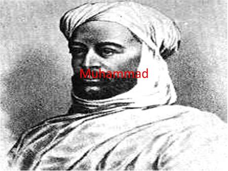 Muhammad. Who Is Muhammad and What Did He Teach? -Muhammad was a religious and political leader. To other people, he was thought as the messenger and.