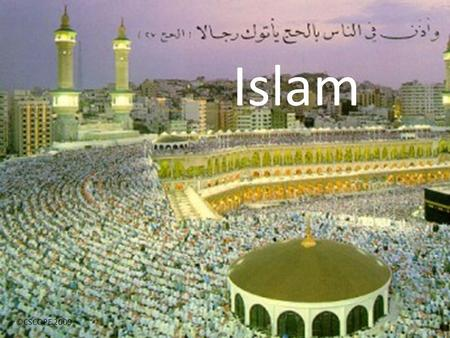 Islam ©CSCOPE 2009. Islam teaches that one can only find peace in one's life by submitting to Almighty God (Allah) in heart, soul and deed. Salaam alaykum,