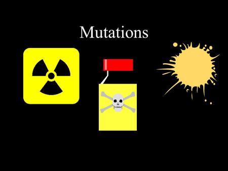 dna mutations diseases types mutagens ppt video online download. Black Bedroom Furniture Sets. Home Design Ideas
