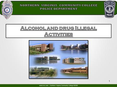 1. Alcohol violations and penalties How do we determine if someone is intoxicated (PBT Demo) Drug classifications Drug violations and penalties What do.