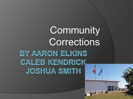Community Corrections.  Community Corrections are the subfield of corrections in which offenders are supervised and provided services outside jail or.