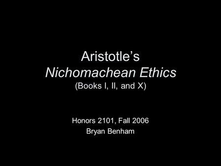 nicomachean ethics book 8 pdf