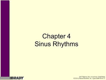 basic dysrhythmias interpretation & management pdf