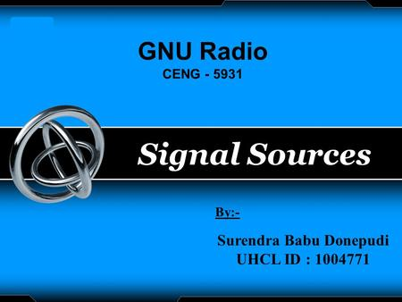 Doc : IEEE /0121r0 Submission GNURadio and WLAN research Date