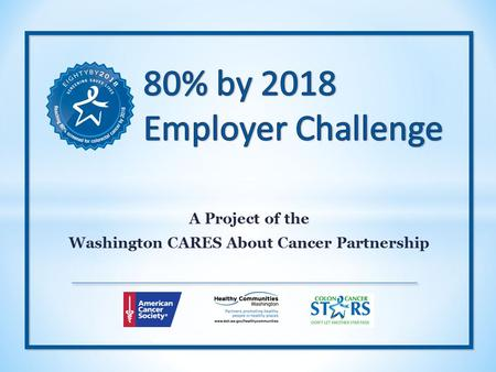 A Project of the Washington CARES About Cancer Partnership.