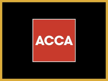 "Audit file reviews ordered by ACCA Audit file review orders Key features Basis of ACCA's audit file assessment Guidance for firms (and ""hot"" reviewers)"