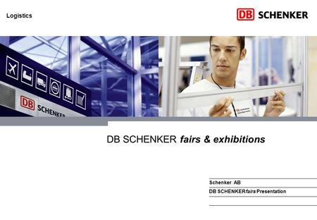 DB SCHENKER fairs & exhibitions