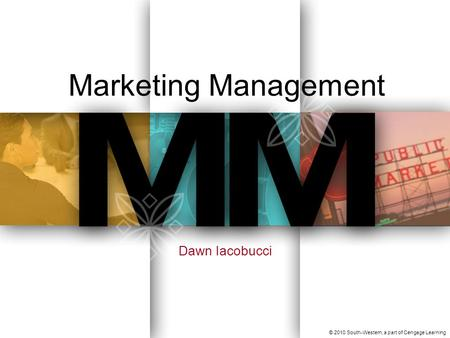 Marketing Management Dawn Iacobucci