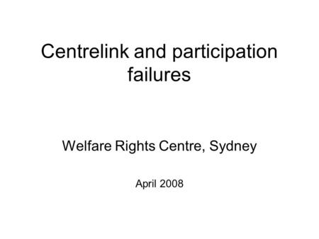 centrelink application for disability support pension