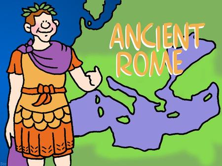 2 Introduction WELCOME TO ANCIENT ROME 3 Rome began as a small village on the Italian peninsula in Europe. Rome grew into an empire. The little white.
