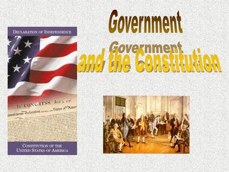 The United States Constitution I am proud to be an American!