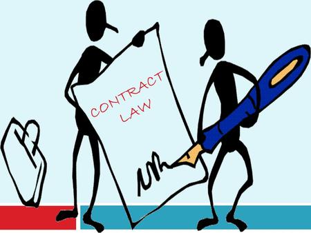 CONTRACT LAW. May not create a legal obligation but a moral obligation Promise: a declaration that something will or will not happen in the future.