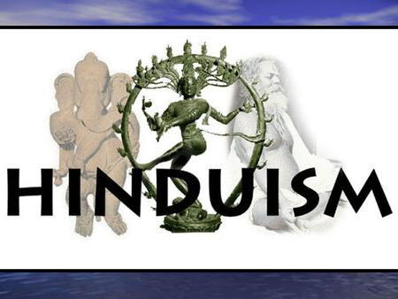 Introductory Questions: Hinduism Where did Hinduism originate? Where did Hinduism originate? Hinduism is considered a major world religion. Why do you.