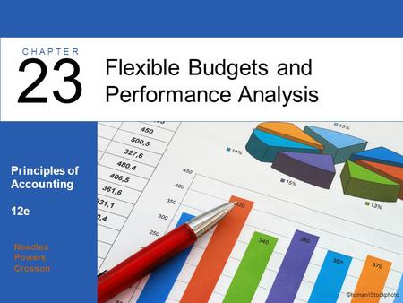 23 Flexible Budgets and Performance Analysis Principles of Accounting