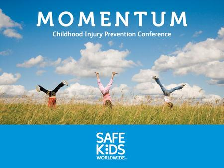 CHILDHOOD INJURY PREVENTION CONFERENCE1. Child Pedestrian Injuries: A Global Problem Priti Gautam Thursday, June 20 2.