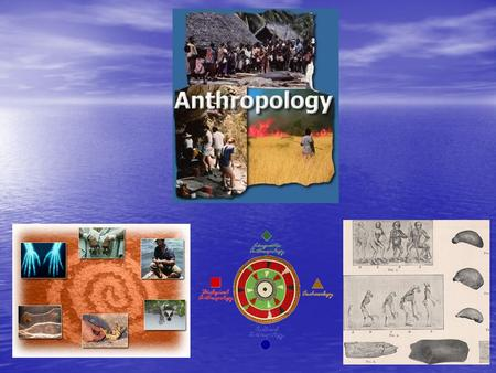What is Anthropology? Anthropology is the broad study of humankind around the world and throughout time. Anthropology is the broad study of humankind.