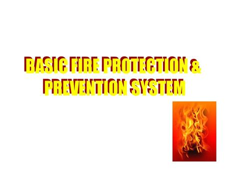 2 THEME The important thing from the point of view of fire safety is – how one interprets these properties. Thorough knowledge is essential to understand.