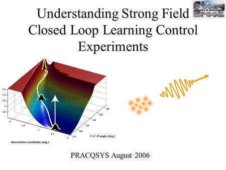 Understanding Strong Field Closed Loop Learning Control Experiments PRACQSYS August 2006.
