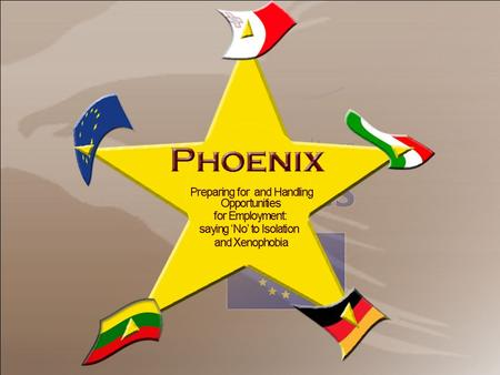 EVALUATION OF THE PARTNERS FOR THE PROJECT PHOENIX (FIRST YEAR OF ACTIVITIES)