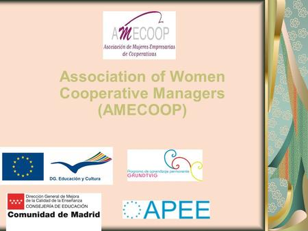 Association of Women Cooperative Managers (AMECOOP)