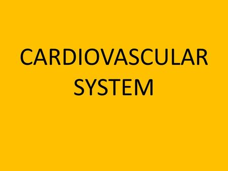 CARDIOVASCULAR SYSTEM. VASOMOTOR CONTROL CENTRE Is responsible for regulating blood pressure VASODILATION dilation of arterioles and opening of precapillary.