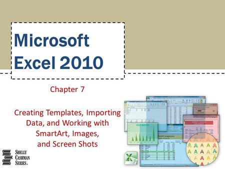 Microsoft Excel 2010 Chapter 7