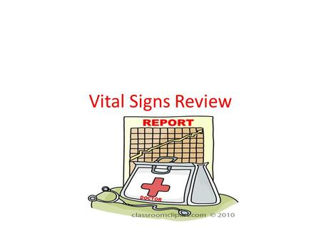 Vital Signs Review. What is Blood Pressure? Blood pressure measures the force of blood pulsing outwards on your arterial walls. NORMAL ADULT BP is systolic.