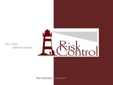 Profile Your partner with solution As a powerful broker Risk Control will find the best solution for you. Dedicated and Efficient Risk Control sets new.