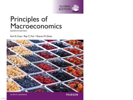 3 Demand, Supply, and Market Equilibrium CHAPTER OUTLINE Firms and Households: The Basic Decision-Making 	Units Input Markets and Output Markets: