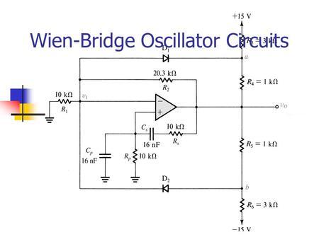 1 LC Oscillator EMT212 – Analog Electronic II  2 Oscillators