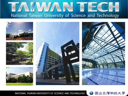 1/12 NATIONAL TAIWAN UNIVERSITY OF SCIENCE AND TECHNOLOGY.