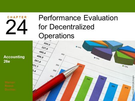 24 Performance Evaluation for Decentralized Operations Accounting 26e