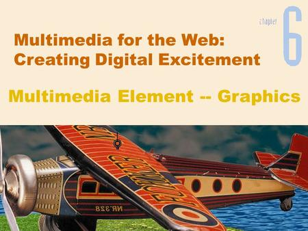 Multimedia for the Web: Creating Digital Excitement Multimedia Element -- Graphics.
