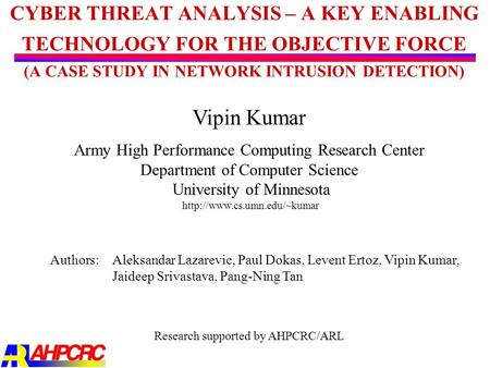 Cyber Threat Analysis Intrusions Are Actions That Attempt
