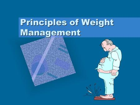 Principles of Weight Management. Somatotypes Ectomorph (thin) Mesomorph (muscular) Endomorph (fat) Affected by: gender, heredity, lifestyle.