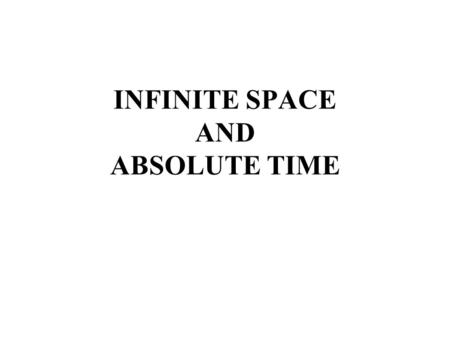 INFINITE SPACE AND ABSOLUTE TIME. Large scale bubble-like structures in the universe. The image contains about 4000 galaxies each representing one luminous.