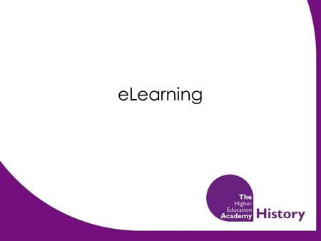 ELearning. Aims Improve teaching in the case of reduced contact hours Facilitate team teaching Improve student accessibility Accommodate a wider range.