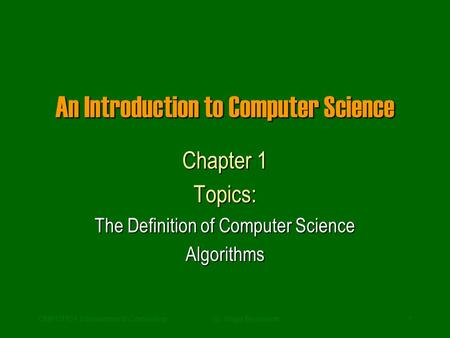 an introduction to the history of computer science Explore degrees, certificates, specializations, & moocs in data science, computer science, business, and dozens of other topics.
