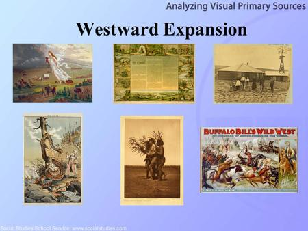 Westward Expansion. 2 Table of Contents Manifest Destiny The Gold Rush The Myth of the West Frontier Life Native Americans.