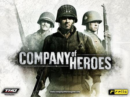 Company of Heroes Developer: Relic Publisher: THQ Type: Real Time Strategy Platform: Windows Price: Around $10 Free Version: Company of Heroes Online.
