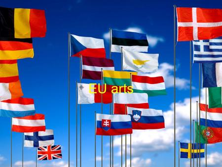 EU arts. European anthem The European anthem is based on the prelude to The Ode to Joy, 4th movement of Ludwig van Beethoven's Symphony No. 9. Due to.